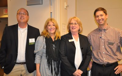 MCCF Holds Grant Reception