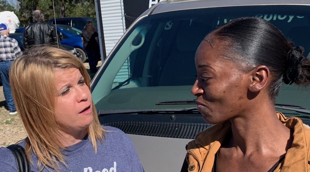 MCCF and God's Garage Donates Car